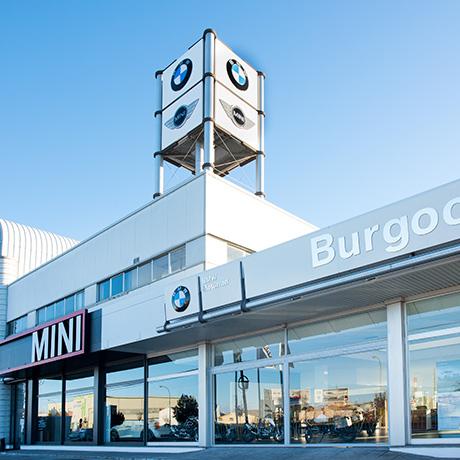 burgocar concesionario BMW